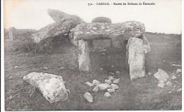 CARNAC - Entrée Du DOLMEN De KERMARIO - Dolmen & Menhirs