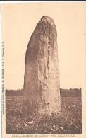 MENHIR DU CLOITRE Près HUELGOAT - Dolmen & Menhirs