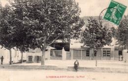 """ST PIERRE DE BOEUF """" La Place"""" - Other Municipalities"""