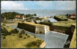 CPSM ILE D´AIX - Fortification Du Fort Et De La Rade - France