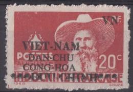 N° 7 Du Vietnam Du Nord - X X - ( C 7 ) - Vietnam