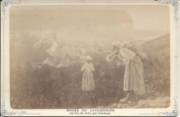 Carte Photo Musée Du Luxembourg, La Fin Du Jour, Par Destrem - Other Collections