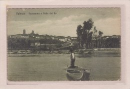 ITALIE - PIEMONTE - ALESSANDRIA - VALENZA - PANORAMA E VALLE DEL PO - ANIMATION - Alessandria