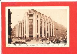 75  PARIS Cpa Animée La Paternelle Rue De Chateaudun - Distretto: 09