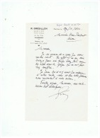 CONSEIL JURIDIQUE R . GRESILLON   à   FOURMIES   (NORD)   1960