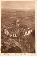 2 POSTAL DEL SANTUARI DE LA SALUT DEL AÑO 1935 (GUILERA) - Gerona