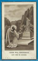 Bidprentje Van Felix-Frans Van Vaerenbergh - Wambeek - Krijgsgasthuis Brussel - 1920 - 1940 - Devotion Images