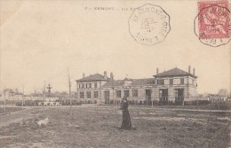 CPA ERMONT- THE SCHOOL, DOG - Ermont