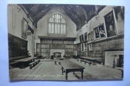 Eton College, Dining Hall - Angleterre