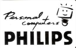 TARJETA DE PAKISTAN DE 30 UNITS DE PHILIPS PERSONAL COMPUTERS (TELECARD) - Pakistán