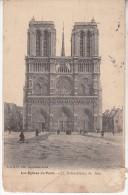 Paris  Notre Dame  En 1905 - Notre-Dame De Paris