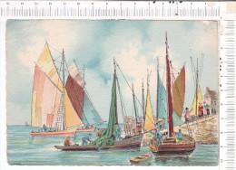 PORT   -   VOILIERS   -   Illustration - Illustrateurs & Photographes