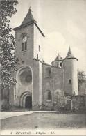 Lozere : Ispagnac, L'Eglise - France