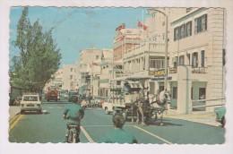 CPM BERMUDES, HAMILTON, FRONT STREET - Bermudes