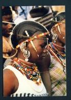 SENEGAL  -  Bassari Girl  Unused  Postcard As Scan - Senegal