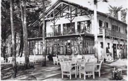 Cpa PYLA SUR MER L Hotel Des Brisants Facade Sur La Mer - France