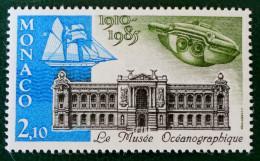 LE MUSEE OCEANOGRAPHIQUE 1985 - NEUF ** - YT 1473 - MI 1695 - Neufs