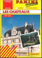 """Panini """" Découvertes """" - Les CHÂTEAUX  - N° 2.01 - Boeken, Tijdschriften, Stripverhalen"""