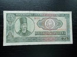 ROMANIA - 25 LEI - Rumania