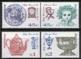 AUSTRALIE: N°1425/1428 **    - Cote 8,50€ -