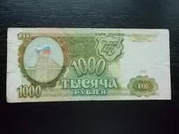 Russia 1000 RUBLA - 1993 - Russie