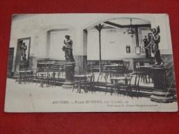 ANTWERPEN  -  ANVERS  - Palais Rubens  , Rue Carnot , 22  -  1907  -  (2 Scans) - Antwerpen