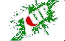 TARJETA DE PAKISTAN DE 30 UNITS DE SEVEN UP (TELECARD) 7 UP - Pakistán