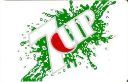 TARJETA DE PAKISTAN DE 45 UNITS DE SEVEN UP (TELECARD) 7 UP - Pakistán