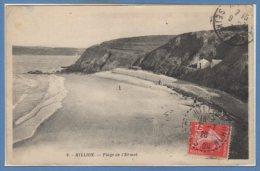 22 - HILLION -- Plage De L'Ermot - France