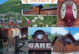 CPM  Cauterets La Gare - Cauterets