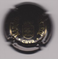 Capsule Mousseux ( MARQUES DE MONISTROL Mousseux Espagne CAVA ) . {S27-15}. - Placas De Cava