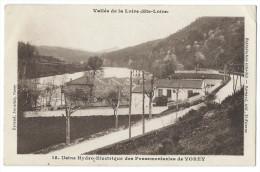 VOREY (Haute Loire) - Usine Hydro-Électrique Des Passementeries - France