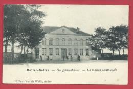 Aalter - Het Gemeenthuis ( Verso Zien ) - Aalter