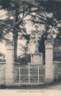 CPA 49 BLAISON GOHIER Mission 1914 Calvaire - Autres Communes