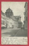 Mechelen / Malines - Rue Et Eglise D'Answijck - 1919 ( Verso Zien ) - Malines