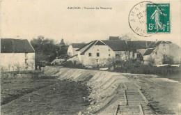 70 - AMANCE - Travaux Du Tramway - Rare - Gray