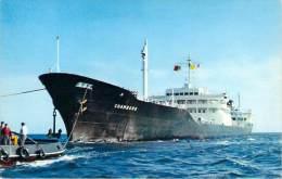 Bateaux - Le Chambord Tanker De 33 000 Tonnes De La Sté Des Pétroles B.P. - Pétroliers