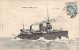 Bateaux - Marine Française, Le Carnot - Guerre