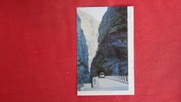 The Cliff Of E W Cross Island Highway   Taiwan  -1872 - Taiwan
