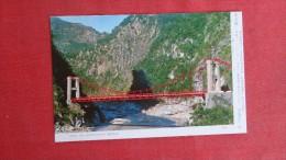 Ning An Suspension Bridge   Taiwan  -1872 - Taiwan