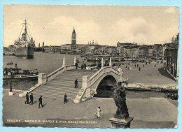 Venezia - Bacino S. Marco E Riva Degli Schiavoni - Venezia (Venice)