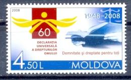 MOLDAVIE / MICHEL /  ZIE SCAN  (OEU 124) - Moldavie