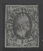 Sachsen - 1851 - Usato/used - Friedrich August II - Mi N. 3 - Saxony