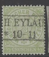 Norddeutscher Bund - 1869 - Usato/used - Mi N. 14 - Norddeutscher Postbezirk (Confederazione Germ. Del Nord)
