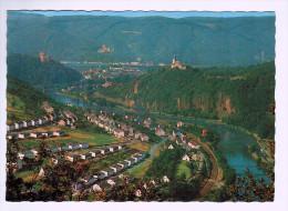 4507  Cpm OBER Und NIEDERLAHNSTEIN Mit Burg Lahneck , Schloss Stolzenfels Und Allerheiligenberg ACHAT DIRECT !! - Lahnstein