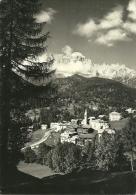 PIANAZ  ZOLDO ALDO  BELLUNO  Panorama Con Civetta - Belluno