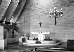 Borca. Villaggio E.N.I. Chiesa Nostra Signora Del Cadore. Interno - Italia