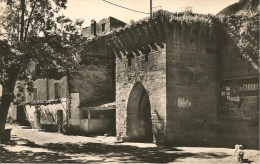 CPA-1955-84-CUCURON-Le PORTAIL De L ETANG-TBE - Francia