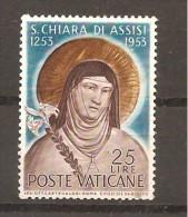 Vaticano Yvert Nº 168 (MH/*) - Vaticano (Ciudad Del)