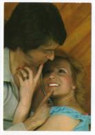 Couple D'amoureux--Beau Plan-- Cpsm 15 X 10 N° Glacée 50877 éd Photochrom--Belle Carte - Couples